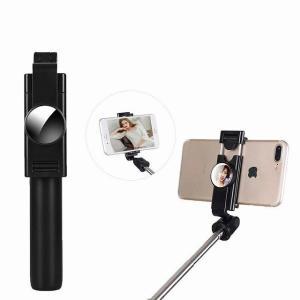 K10三脚selfieスティック水平と垂直シュートbluetooth selfieスティック 携帯電話 ブラケット selli okuda-store