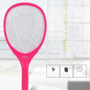 Weidas耐久性のある多機能充電式大型サイズメッシュ 電気蚊たたき okuda-store