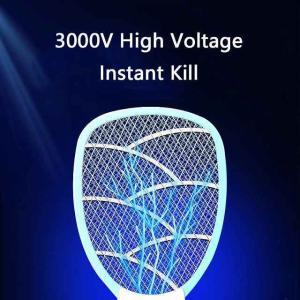 WD-927充電式家庭用 電気蚊たたき 超強度蚊ハエ電気殺害電子 okuda-store