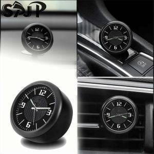 車 の内装 部品 時計腕時計 自動 電子クォーツ時計 車 の装飾ロゴホンダbmwベンツvwアウディ|okuda-store