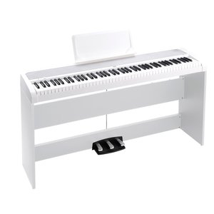 KORG B1SP  エントリー・モデルの「あたりまえ」を変える。  楽しくピアノを始めたい。手軽に...