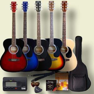 アコースティックギター 初心者入門 Sepia Crue FG-1 入門DVD付属|okumuragakki