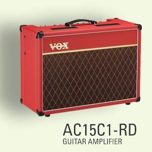 VOX AC15C1-RD ギター 真空管アンプ|okumuragakki