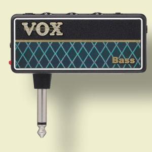 VOX amPlug2 Bass AP2-BS アンプラグ ベース用|okumuragakki