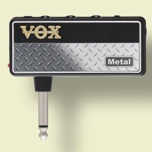 VOX amPlug2 Metal AP2-MT ヘッドホンアンプ|okumuragakki