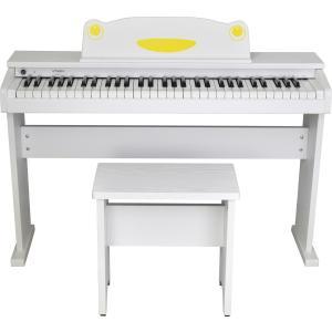 artesia  FUN-1 WH オールインワン 61鍵盤 キッズピアノ ホワイト|okumuragakki|02