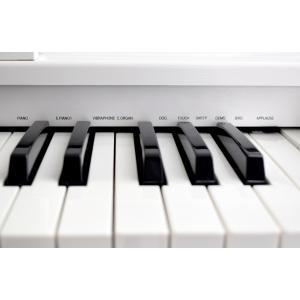 artesia  FUN-1 WH オールインワン 61鍵盤 キッズピアノ ホワイト|okumuragakki|03