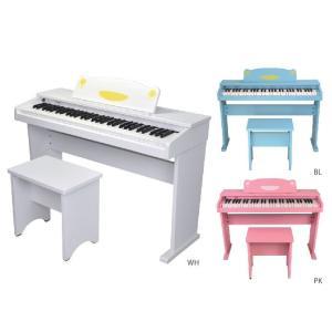 artesia  FUN-1 WH オールインワン 61鍵盤 キッズピアノ ホワイト|okumuragakki|05