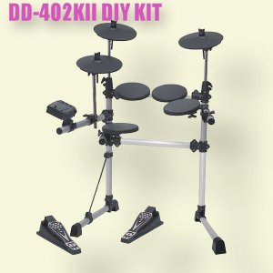MEDELI 電子ドラム セット 初心者入門 DD-402KII-DIY KIT 在庫有り DD402K2