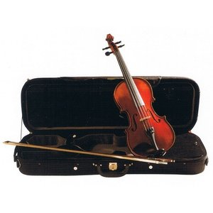 Karl Horfner カールヘフナー Violin Set #75 4/4 3/4 1/2 1/4 okumuragakki