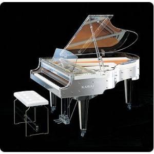 カワイ クリスタルグランドピアノ KAWAI CR-40A YOSHIKIモデル|okumuragakki