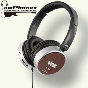 VOX amPhones APNH-AC30 amPlug 内蔵型ヘッドフォン okumuragakki