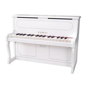 KAWAI カワイ ミニピアノ アップライトピアノ 1152 ホワイト okumuragakki