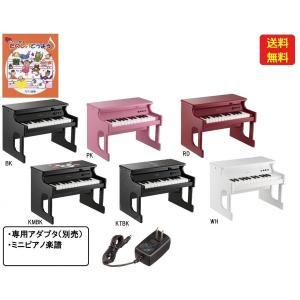 KORG ミニピアノ tiny PIANO コルグ デジタル トイピアノ 楽譜 アダプタ お手入れクロスセット okumuragakki