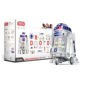 littleBits STAR WARS R2-D2 ドロイド・キット オリジナル R2D2 Droid Inventor Kit スマホ 制御|okumuragakki