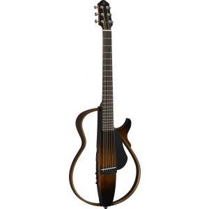 YAMAHA SLG200S TBS タバコブラウンサンバースト ヤマハ サイレントギター スチール...