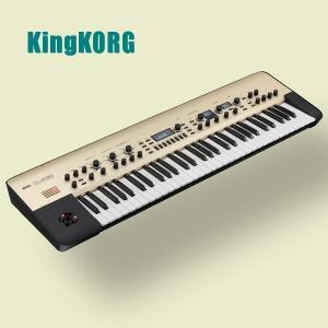KORG コルグ KING KORG アナログ シンセサイザー キングコルグ 在庫残り1点 king korg|okumuragakki