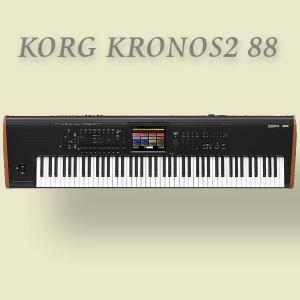 KORG KRONOS2 88 コルグシンセサイザー MUSIC WORKSTATION|okumuragakki