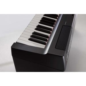 YAMAHA P-125 B ヤマハ 電子ピアノ 納期未定|okumuragakki|02