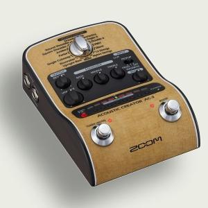ZOOM AC-2 Acoustic Creator アコースティックギター用 プリアンプ AC2|okumuragakki