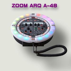 ZOOM ARQ AR-48 11月発売 予約受付|okumuragakki