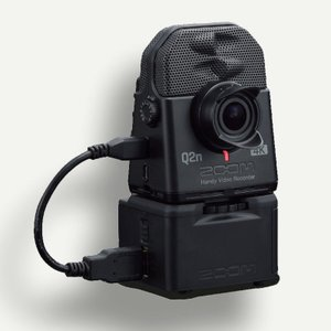 ZOOM Q2n-4K  Handy Video Recorder バッテリーケース BCQ-2n ...