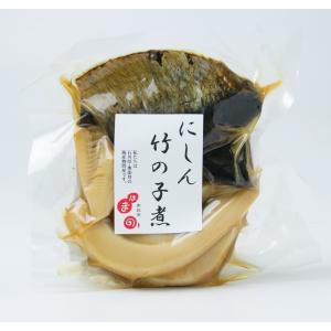 にしん竹の子煮|okunoto-hamano