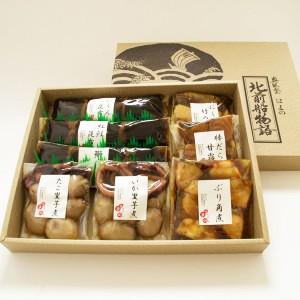 【北前船物語】能登の煮物セット|okunoto-hamano