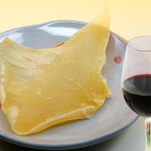 葡萄が香る「能登ワイン」漬け えいひれ 6個セット okunoto-hamano