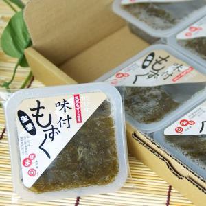 味付もずく 生姜 60個セット|okunoto-hamano