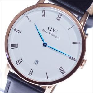 Daniel Wellington ダニエルウェリントン 腕時計 1101DW ユニセックス DAPPER SHEFFIELD ダッパー シェフィールド