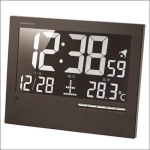 ADESSO アデッソ クロック AK-62 置き時計 電波 ウォール電波クロック