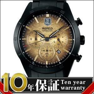 【レビューを書いて10年保証】WIRED ワイアード SEIKO セイコー 腕時計 AGAT717 メンズ WIRED×JUSTICE LEAGUE限定モデル|okurimonoya1