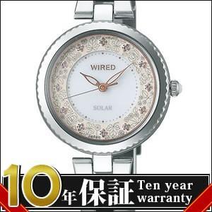 【レビューを書いて10年保証】WIRED f ワイアードエフ SEIKO セイコー 腕時計 AGED715 レディス 大人の塗り絵ブック限定モデル|okurimonoya1