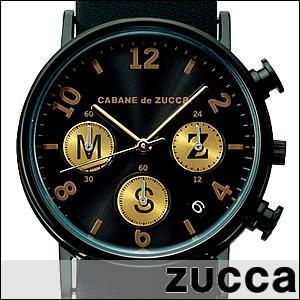 10年保証 CABANE de ZUCCa カバン ド ズッカ 腕時計 SEIKO セイコー AJGT002 メンズ type writer タイプライター クロノグラフの商品画像