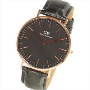 Daniel Wellington ダニエルウェリントン 腕時計 DW00100129 メンズ Classic Black Reading|okurimonoya1