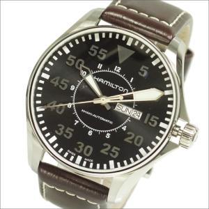 【並行輸入品】HAMILTON ハミルトン 腕時計 H64715535 メンズ KHAKI Avia...