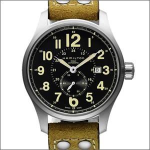 HAMILTON ハミルトン 腕時計 H70655733 メンズ KHAKI Officer カーキ...