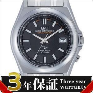 【レビューを書いて送料無料】Q&Q キュー&キュー CITIZEN シチズン 腕時計 HG08-202 メンズ