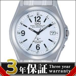 【レビューを書いて3年延長保証】Q&Q キュー&キュー CITIZEN シチズン 腕時計 HG08-204 メンズ
