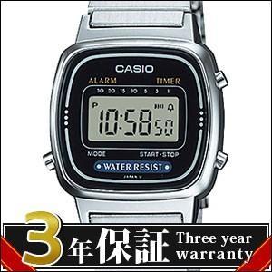 【メール便発送】【正規品】CASIO カシオ 腕時計 LA670WA-1JF メンズ STANDAR...