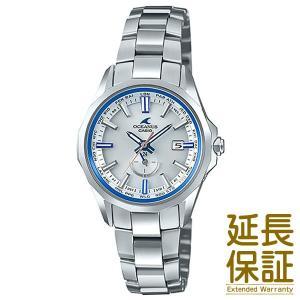 【正規品】CASIO カシオ 腕時計 OCW-S350F-7AJF レディース OCEANUS オシ...