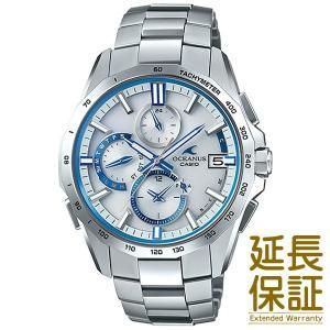 【正規品】CASIO カシオ 腕時計 OCW-S4000F-7AJF メンズ OCEANUS オシア...