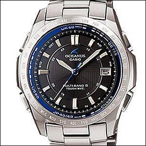 CASIO カシオ 腕時計 OCW-T100TD-1AJF メンズ OCEANUS オシアナス ソーラー電波時計 okurimonoya1