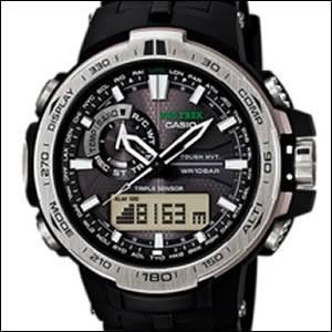 海外CASIO 海外カシオ 腕時計 PRW-6000-1 メンズ PRO TREK プロトレック ソーラー電波