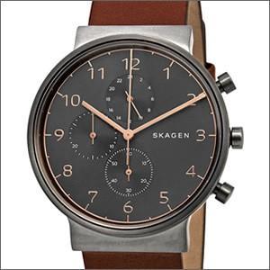 d8d46186a6 【並行輸入品】SKAGEN スカーゲン 腕時計 SKW6418 メンズ Ancher アンカー クオーツ
