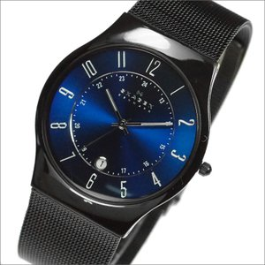 SKAGEN スカーゲン 腕時計 T233XLTMN メンズ|okurimonoya1
