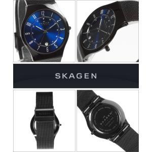 SKAGEN スカーゲン 腕時計 T233XLTMN メンズ|okurimonoya1|02