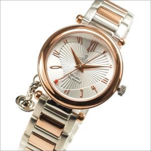 Vivienne Westwood ヴィヴィアンウエストウッド 腕時計 VV006RSSL レディース ORB オーブ|okurimonoya1