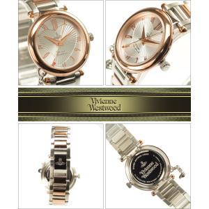 Vivienne Westwood ヴィヴィアンウエストウッド 腕時計 VV006RSSL レディース ORB オーブ|okurimonoya1|02